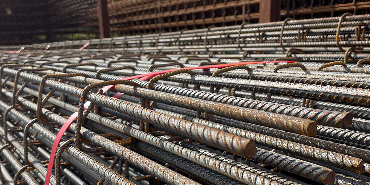Le prix de l'acier continue de grimper dans l'Hexagone