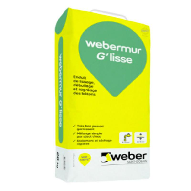 Chimie du bâtiment - Weber